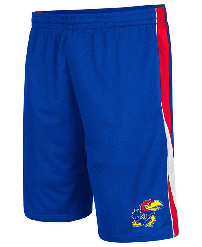 Colosseum - Men's Kansas Jayhawks Apex Shorts