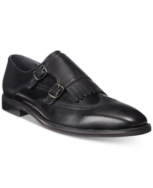 Bar Iii Men's Clint Double Monk Loafers, Only at Macy's Men's Shoes
