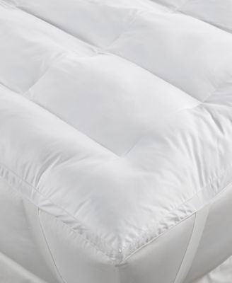 Dream Science by Martha Stewart Collection Gel Enhanced Memory Foam Queen Fiberbed, Only at Macy's
