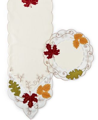"""Homewear Fall Romance Collection 72"""" Table Runner"""