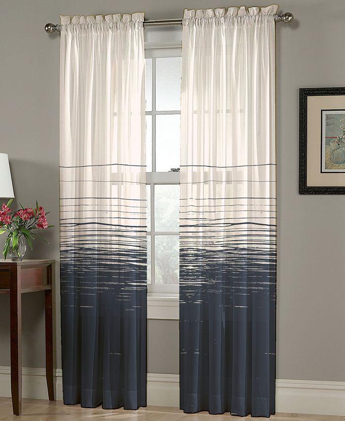 "Homewear - Thurston Stripe 52"" x 108"" Panel"