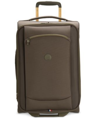 "Delsey Hyperlite 2.0 20"" Expandable Carry-on Rolling Suitcase, Only at Macy's"