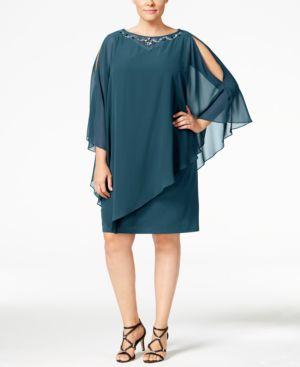 plus sized, semi formal, evening wear