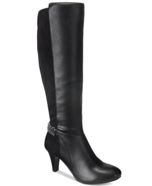 Karen Scott Haidar Tall Boots, Only at Macy's Women's Shoes