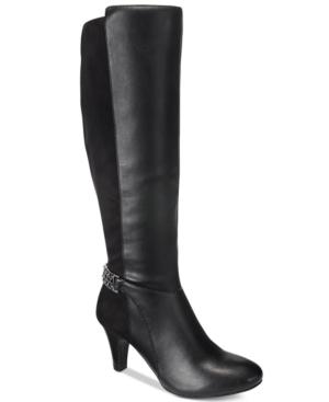 Karen Scott Haidar Tall Boots, Only at Macy's Women's Shoes
