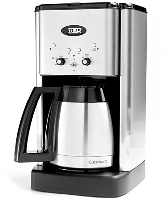 Cuisinart Coffee Maker Fire : Looking for good coffee machine