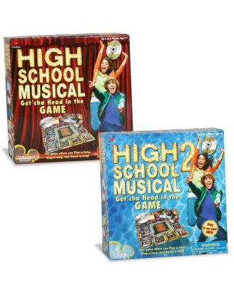 High School Musical Games 6