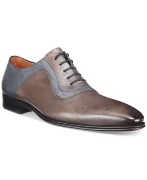 Mezlan Men's Tito Multi-Color Oxfords Men's Shoes