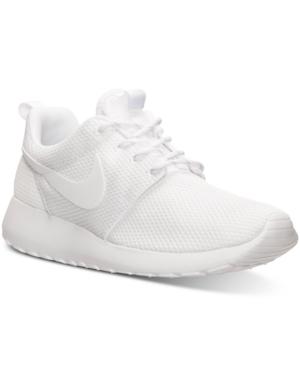 finest selection 36b56 4b2e2 UPC 091202180386 - Women's Nike 'Roshe Run' Sneaker, Size ...