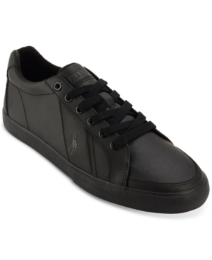 Polo Ralph Lauren Men's Hugh Lace-Up Sneakers Men's Shoes