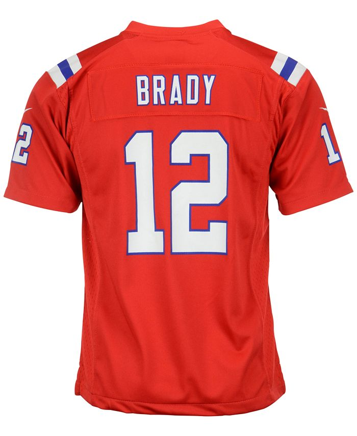patriots game jersey