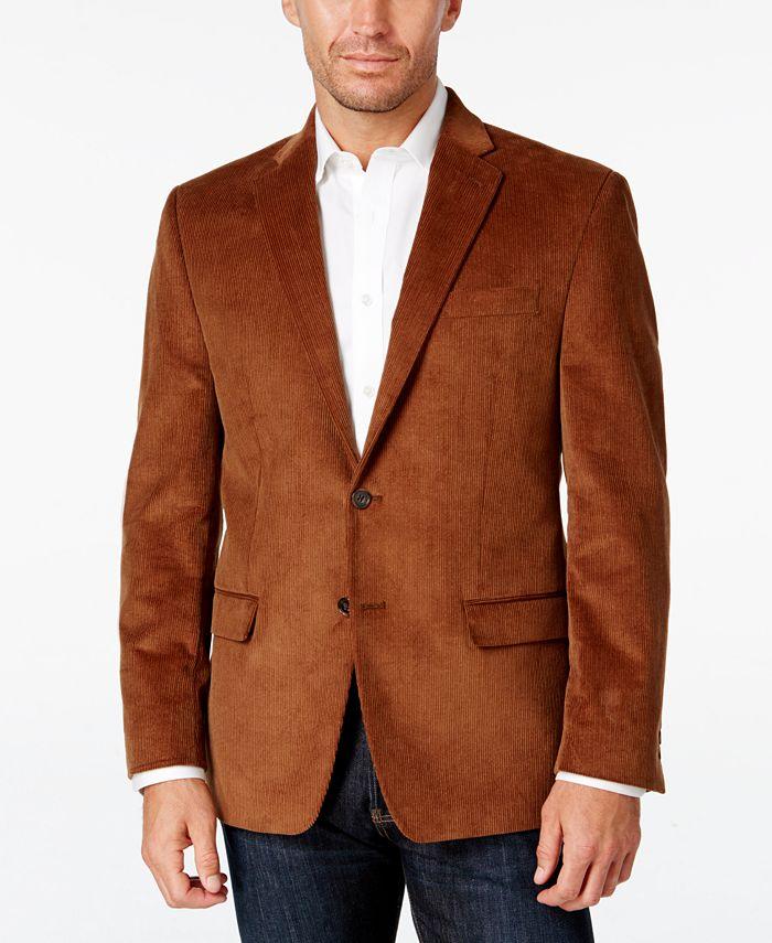 Lauren Ralph Lauren - Men's Classic-Fit Corduroy Sport Coat
