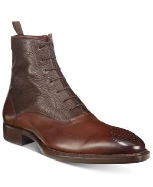 Mezlan Men's Provence Mixed-Media Boots Men's Shoes