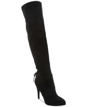 Nina Keely Over-The-Knee Boots Women's Shoes