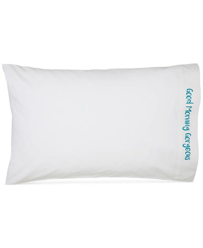 Westpoint - ChatterBox Good Morning Standard Pillowcase