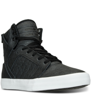 Supra Men's Skytop High-Top Casual Sneakers from Finish Line