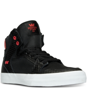 Supra Men's Vaider Casual Sneakers from Finish Line