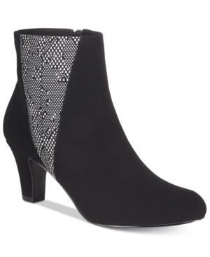 Easy Street Endear Booties Women's Shoes