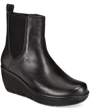 Clarks Artisan Clarene Surf Mid-Shaft Boots Women's Shoes