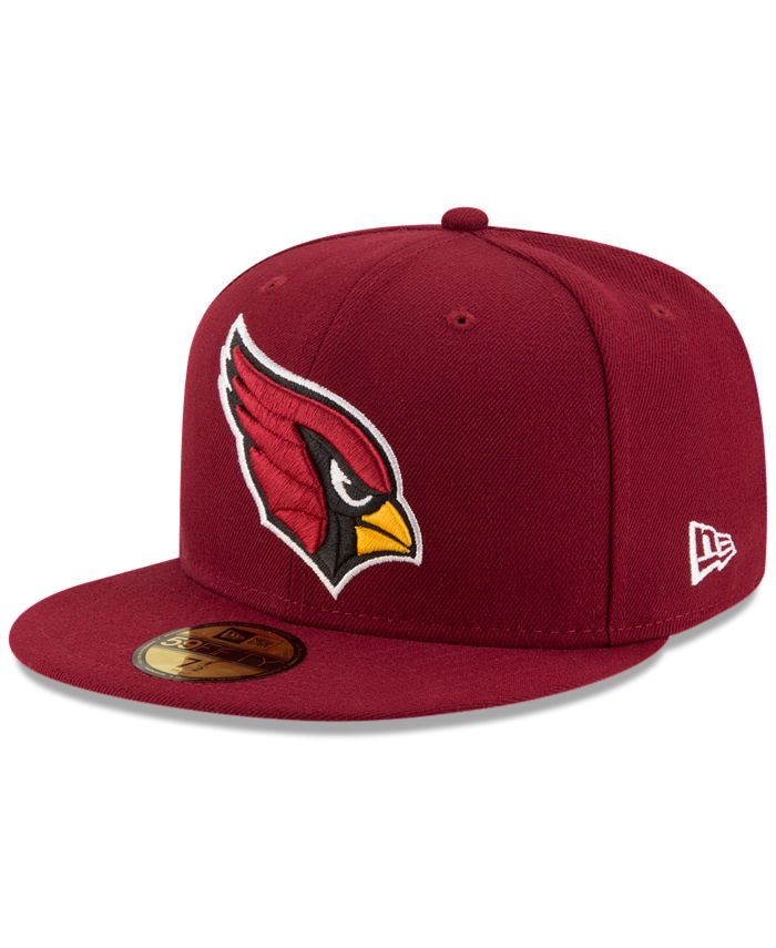 New Era - Arizona Cardinals Team Basic 59FIFTY Cap