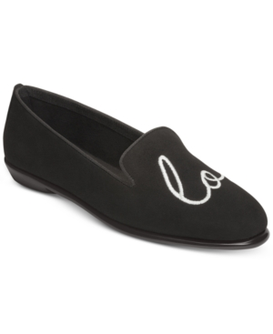 Aerosoles Betunia Smoking Flats Women's Shoes