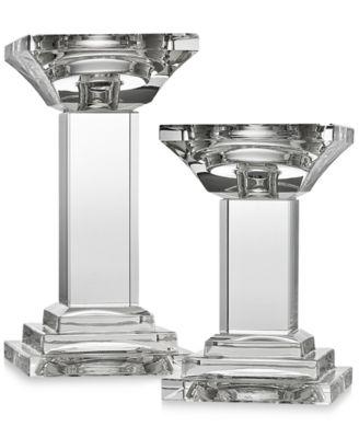 Lighting by Design Metropolitan 2-Pc. Candlestick Set