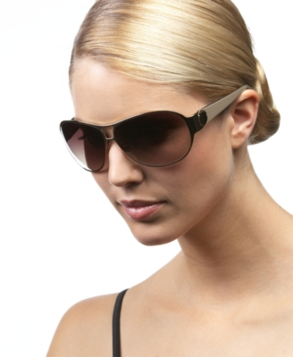 Marc by Marc Jacobs Combo Aviator Sunglasses