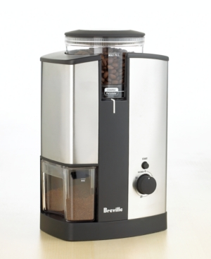 Breville BCG450XL Coffee Grinder, Conical Burr