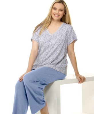 Jockey® Plus Sizes Long Sleep Pant