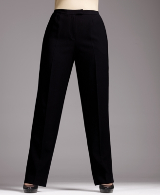 Jones New York Plus Size Pants, Extended Tab