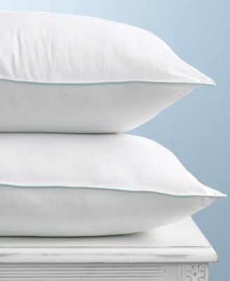Martha Stewart Collection Bedding, Set of 2 Allergy Wise Synthetic European Pillows