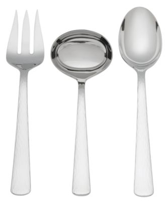 "Reed & Barton ""Silver Echo"" 3-Piece Serve Set"