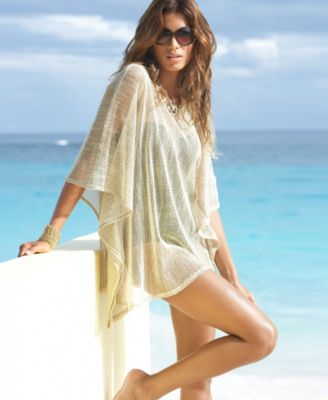 Portocruz swim tunic cover up cover ups swimwear women s macy s