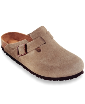 Birkenstock Men's Boston Soft Footbed Clogs Men's Shoes