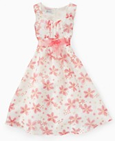 Bonnie Jean Girls Floral Dress