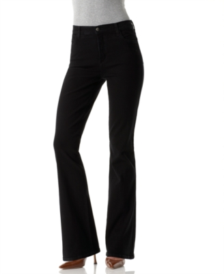 Not Your Daughter's Jeans Sarah Stretch Boot Cut Jeans, Black Wash