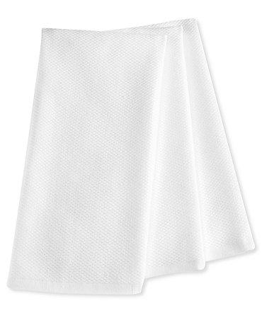 Martha Stewart Collection Pique Kitchen Towels Set Of 3 White Kitchen Gadgets Kitchen Macy 39 S