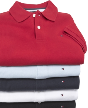 Tommy Hilfiger Little Boy Ivy Polo Shirt