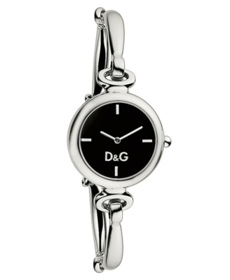 D&G Watch, Women's Estelle Stainless Steel Bracelet DW0394 - Watches