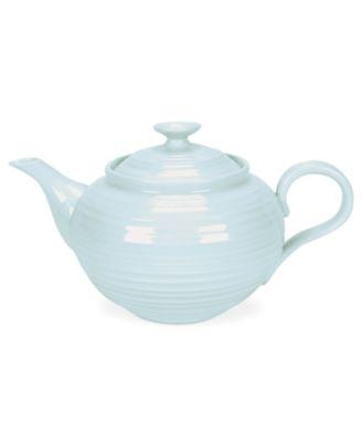 "Portmeirion ""Sophie Conran Celadon"" Teapot, 2 Pt."