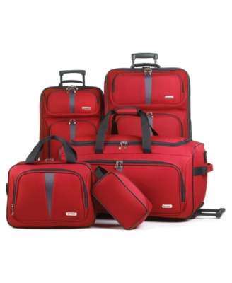 TAG Fairfield 5-Piece Luggage Set