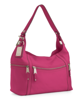 Tignanello Handbag, Zip Me Up Hobo, Medium