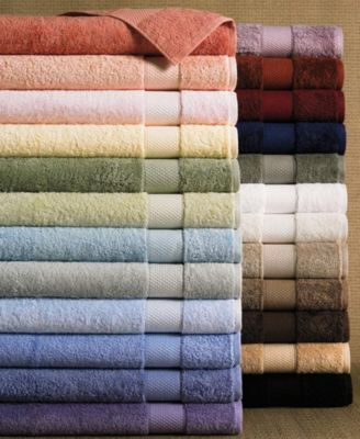 "CLOSEOUT! Charter Club Bath Towels, Classic 30"" x 56"" Bath Towel"