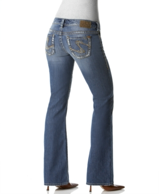 Silver Jeans, Red Label Tuesday Boot-Cut, Medium Wash