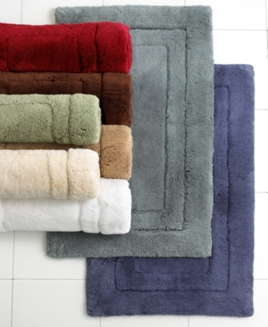 "Hotel Collection Bath Rug, Cotton 22"" x 35"""
