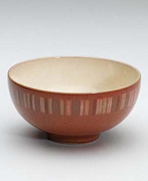 Denby Dinnerware, Fire Rice Bowl