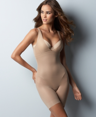 Flexees Body Briefer, Weightless Power Singlet