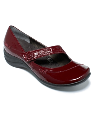 Hush Puppies Shoes, Trope Mary Jane Flats Women's Shoes