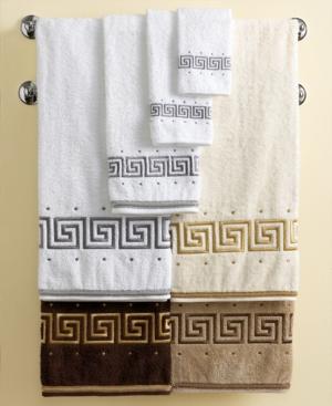 "Avanti Bath Towels, Athena 12"" x 18"" Fingertip Towel"