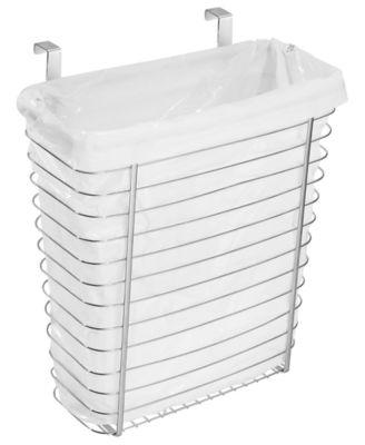 Interdesign Wastebasket, Over Cabinet